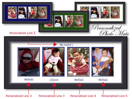 Photo Collage Frame 4249