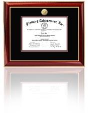 Broker License Certificate Frames Selling Real Estate