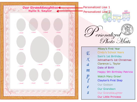 Specializing in baby gift ideas baby picture frames and baby shower ...