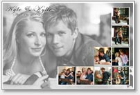 Offering unique wedding albums, signature wedding guest wedding albums and other wedding gifts. Frame your wedding pictures at Personalized Frame Shop by Framing Achievement, Inc.