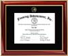 Estate License certificate frames state licensing