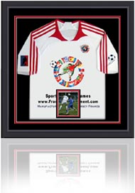 Jersey Framing | Offering custom jersey frames and shadow