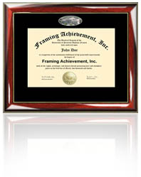 Board Of Accountancy Certificate Frames And Cpa State